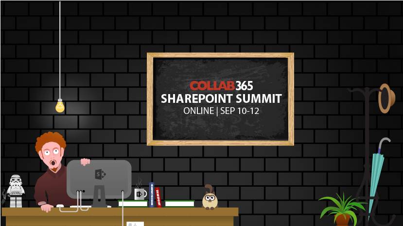 Save your place at the Collab365 SharePoint Summit (10-12
