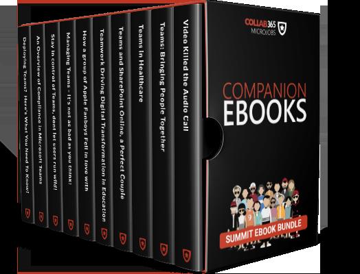 Grab Your Copy Of The Microsoft Teams Ebook Bundle
